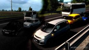 Random Crash & Less Carefully [Hard] [1.36] for Euro Truck Simulator 2