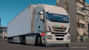 Iveco HI WAY Etiket [1.36] for Euro Truck Simulator 2