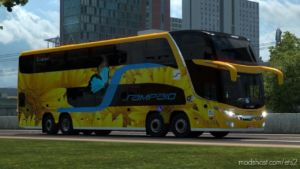 Scania Paradiso G7 1800 DD – 6X2/8X2 [1.36.X] for Euro Truck Simulator 2