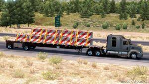 Transcraft TL2000 Flatbed [1.36.X] for American Truck Simulator