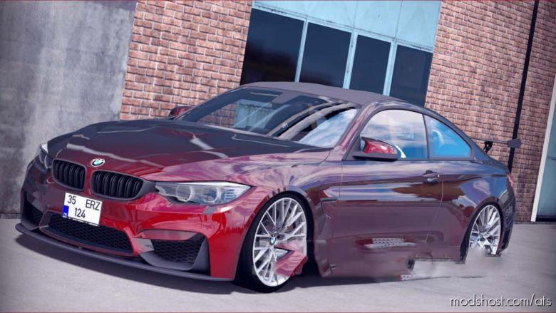 BMW M4 GTS for American Truck Simulator