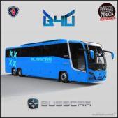 Vissta Buss 360 – Scania K400 IB V2.0 for Euro Truck Simulator 2