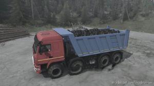 Maz-6516B9 8×8 Truck V18.03.20 for MudRunner