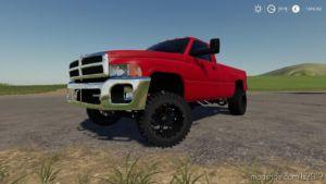 2ND GEN Cummins With Ford Bumper for Farming Simulator 2019