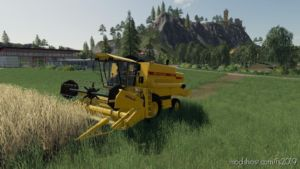 Tool Height Control For Harvester for Farming Simulator 2019