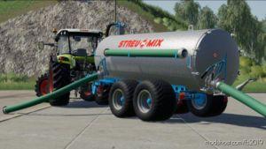 Slurry Trailer 6M for Farming Simulator 2019
