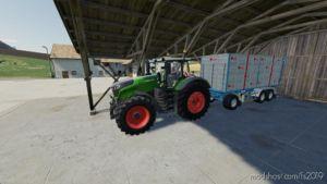 Forward Speed Limiter for Farming Simulator 2019