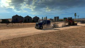 Montana Expansion V0.1.9 Map for American Truck Simulator