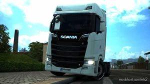Realistic Clutch Physics for Euro Truck Simulator 2