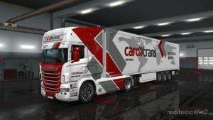 Skinpack Caro Trans [1.36.X] for Euro Truck Simulator 2