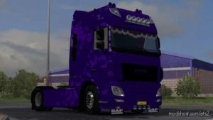 DAF XF Euro6 Simple Edit [1.36.X] for Euro Truck Simulator 2