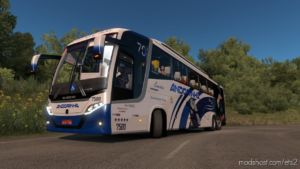 Scania Vissta Buss 360 – K400 IB V2.0 [1.36.X] for Euro Truck Simulator 2