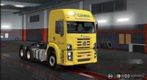 Truck Volkswagen Constellation 370 420 [1.36.X] for Euro Truck Simulator 2