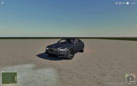 Rolls Royce Wraith for Farming Simulator 2019
