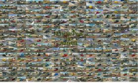 AI Traffic Pack By Jazzycat V12.3 for Euro Truck Simulator 2