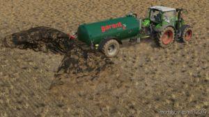 Slurry Tank 8000 V2.0 for Farming Simulator 2019