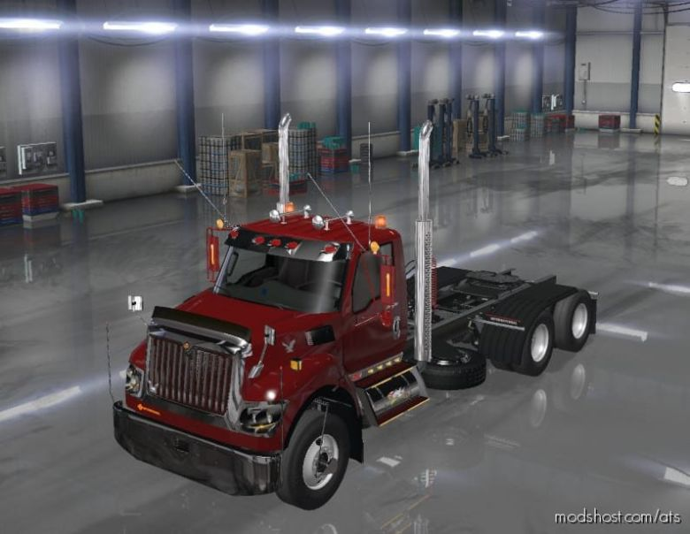 International Workstar Truck for American Truck Simulator