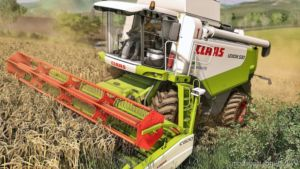 Claas Lexion 500 Serie for Farming Simulator 19