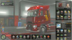 Game Profile For ETS2 V1.36.2.55 V6.0 for Euro Truck Simulator 2