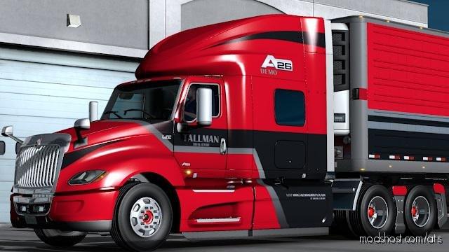 International LT625 Truck V1.6 [1.37.X] for American Truck Simulator