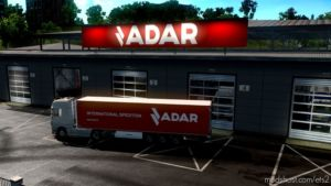 Adar Spedition Pack [1.36.X] for Euro Truck Simulator 2