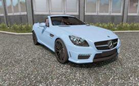 Mercedes-Benz SLK 55 AMG (R172) for Euro Truck Simulator 2