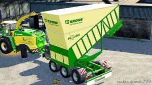 Krone Cargo for Farming Simulator 2019
