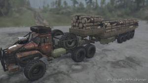 Ural Polar Explorer Pack V21.03.20 for MudRunner