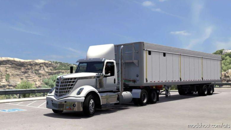 International Lonestar Reworked for American Truck Simulator
