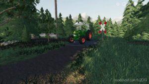 Deutz Fahr D40 for Farming Simulator 2019