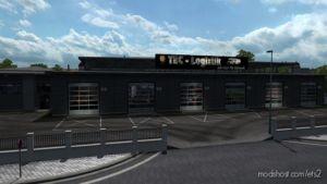 Tec-Logistik Garage BIG for Euro Truck Simulator 2