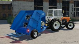 Agromet H-152 for Farming Simulator 2019