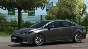 Toyota Corolla 2020 [1.36] for Euro Truck Simulator 2