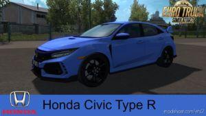 Honda Typer R [1.36.X] for Euro Truck Simulator 2