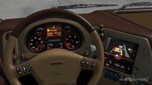 DAF XF 105 V2.2 Interior [1.36.X] for Euro Truck Simulator 2