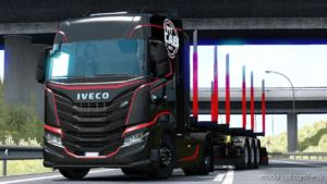 Iveco S-Way Addons [1.36.X] for Euro Truck Simulator 2