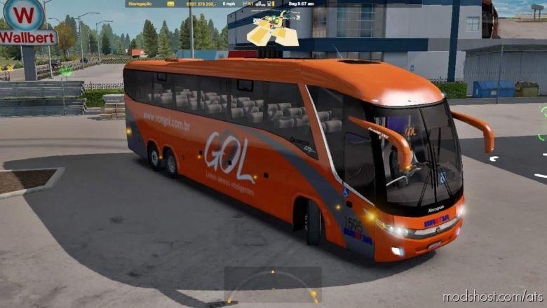 G7 1200 Facelift BUS V2.5 [1.36] [1.37] for American Truck Simulator