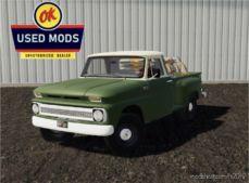 1966 Chevy C10 Base Trim Edit By Okusedmods Mods for Farming Simulator 2019