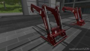 Fiatagri Front Loader for Farming Simulator 2019