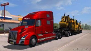 Volvo VNL 2019 Truck 24.03.20 [1.37] for American Truck Simulator