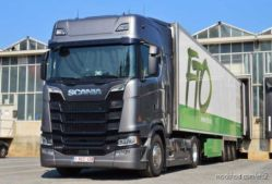 Scania Nextgen Real V8 Sound V9 [1.36] for Euro Truck Simulator 2