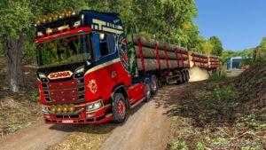 Scania Nextgen Real V8 Sound V9.0 [1.36.X] for Euro Truck Simulator 2