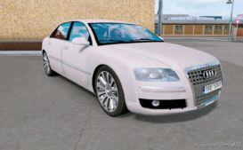 Audi A8 for Euro Truck Simulator 2