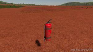 Fire Extinguisher (Prefab) for Farming Simulator 2019