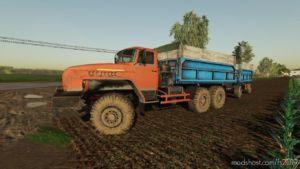 Ural 4320 Selhoz for Farming Simulator 2019