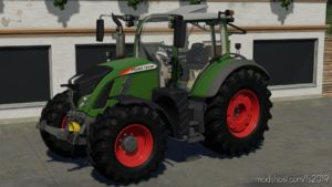 Fendt Vario 700 for Farming Simulator 2019