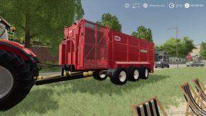 Grimme RUW 4000 for Farming Simulator 2019