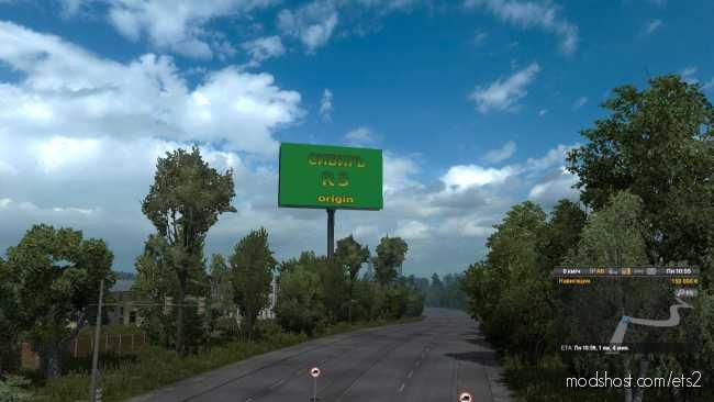 Harsh Russian Siberia DLC East FIX for Euro Truck Simulator 2