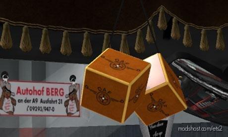 Custom Wolf Cubes [1.36.X] for Euro Truck Simulator 2