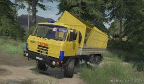 Tatra 815 for Farming Simulator 2019